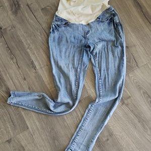 Denim - Skinny Maternity Jeans